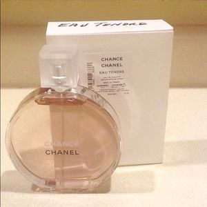 Other - Chance Eau Tendre 5 oz new EDT